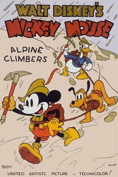 LOS ALPINISTAS (de Walt Disney)
