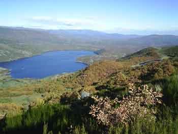 Lago de Sanabria y Laguna de Carros