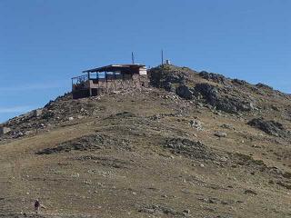 Las históricas afotos del Pico del Lobo...